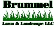 logoGreen_BrummelLawn for landscape