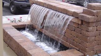 Brummel Lawn Water Features